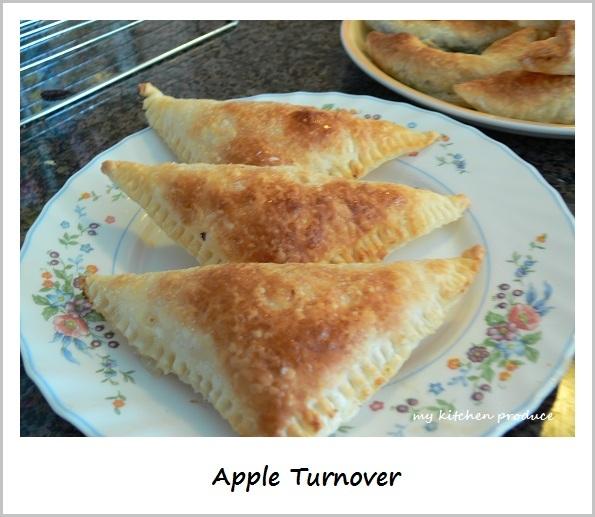 Apple Turnover