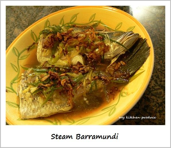 Steam Baramundi