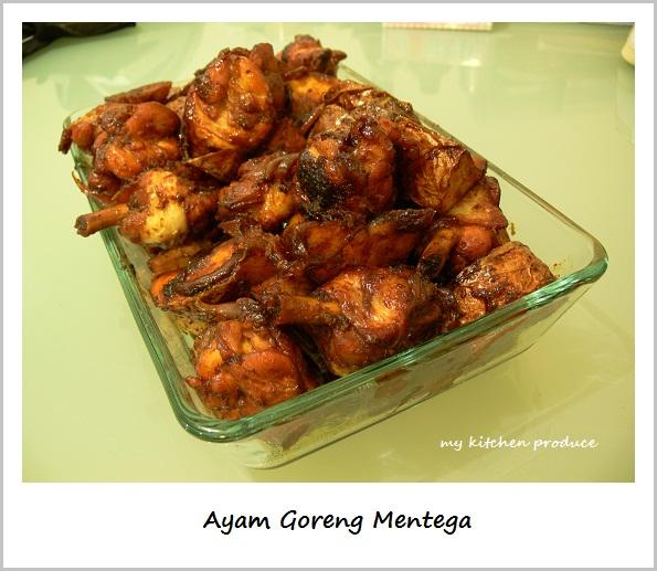 Resep Ayam goreng mentega 1.432 - cookpad.com