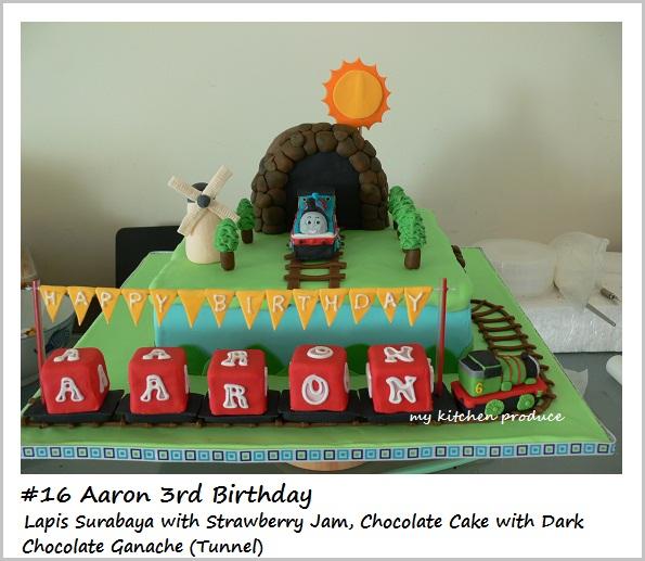 Cake My Kitchen Produce