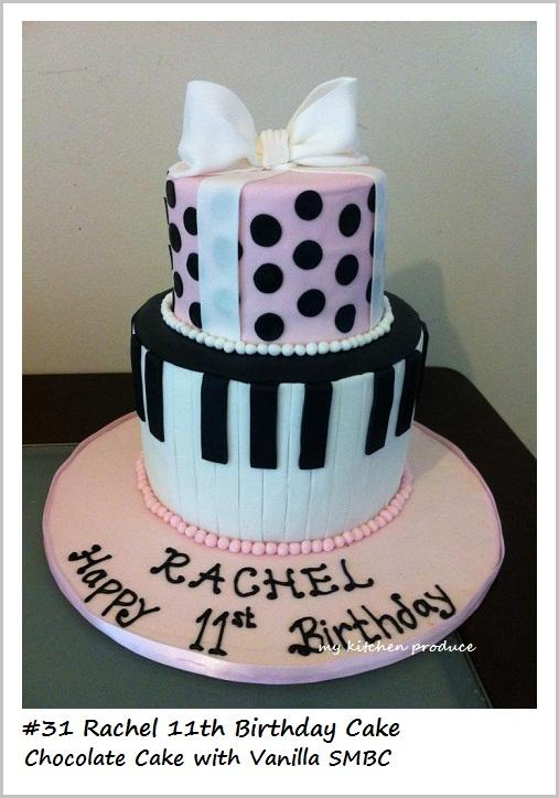 Birthday Cake For Girls 11